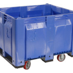 Custom Plastic Pallets and Containers